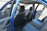 Фото 3 - Чехлы MW Brothers ZAZ Lanos T150 sedan (2004-н.д.), синяя нить