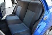 Фото 4 - Чехлы MW Brothers ZAZ Lanos T150 sedan (2004-н.д.), синяя нить
