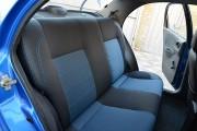 Фото 5 - Чехлы MW Brothers ZAZ Lanos T150 sedan (2004-н.д.), синяя нить