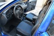Фото 7 - Чехлы MW Brothers ZAZ Lanos T150 sedan (2004-н.д.), синяя нить