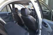 Фото 3 - Чехлы MW Brothers ZAZ Lanos T150 sedan (2004-н.д.), темные+серая нить