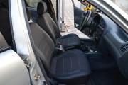 Фото 4 - Чехлы MW Brothers ZAZ Lanos T150 sedan (2004-н.д.), темные+серая нить