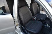 Фото 8 - Чехлы MW Brothers ZAZ Lanos T150 sedan (2004-н.д.), темные+серая нить