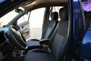 Фото 4 - Чехлы MW Brothers Hyundai Accent Verna (2005-2010), серая нить