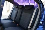 Фото 5 - Чехлы MW Brothers Hyundai Accent Verna (2005-2010), серая нить