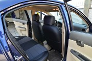 Фото 6 - Чехлы MW Brothers Hyundai Accent Verna (2005-2010), серая нить