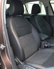 MW Brothers Skoda Octavia A7 FL (Active, Ambition, Style) (2017-н.д.), коричневая нить