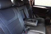 Фото 8 - Чехлы MW Brothers Volkswagen Touareg II Life, TDI (2011-2018), серая нить