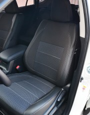 MW Brothers Toyota RAV4 IV (гибрид) (2016-2018), серая нить