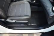 Фото 4 - Чехлы MW Brothers Toyota RAV4 IV (гибрид) (2016-2018), серая нить