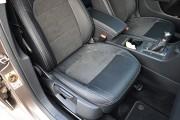 Фото 8 - Чехлы MW Brothers Volkswagen Passat B7 Variant (2010-2015), серая нить