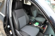 Фото 8 - Чехлы MW Brothers Toyota Land Cruiser Prado 150 араб - 7 мест (2009-н.д.), серая нить