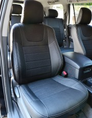 MW Brothers Toyota Land Cruiser Prado 150 рестайлинг (2013-2017), серая нить