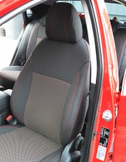 MW Brothers Hyundai i30 II (2012-2017), красная нить