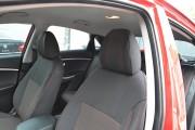 Фото 2 - Чехлы MW Brothers Hyundai i30 II (2012-2017), красная нить