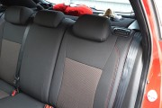 Фото 4 - Чехлы MW Brothers Hyundai i30 II (2012-2017), красная нить