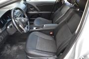 Фото 3 - Чехлы MW Brothers Toyota Avensis III (рестайлинг) (2013-н.д.), серая нить
