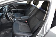 Фото 8 - Чехлы MW Brothers Toyota Avensis III (рестайлинг) (2013-н.д.), серая нить