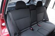 фото 2 - Чехлы MW Brothers Subaru Forester III (2008-2013), красная нить