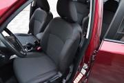 фото 3 - Чехлы MW Brothers Subaru Forester III (2008-2013), красная нить