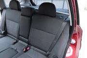 "'ото 5 - ""ехлы MW Brothers Subaru Forester III (2008-2013), красна¤ нить"
