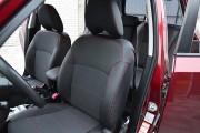 фото 8 - Чехлы MW Brothers Subaru Forester III (2008-2013), красная нить