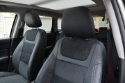 "'ото 2 - ""ехлы MW Brothers Suzuki SX4 II (рестайлинг) (2017-н.д.), сера¤ нить"