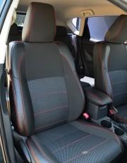 MW Brothers Toyota Auris II (2012-н.д.), красная нить