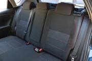 Фото 3 - Чехлы MW Brothers Toyota Auris II Touring Sports (2012-н.д.), красная нить