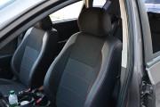 Фото 2 - Чехлы MW Brothers Hyundai i30 I (2007-2013), красная нить