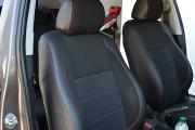 Фото 8 - Чехлы MW Brothers Hyundai i30 I (2007-2013), красная нить