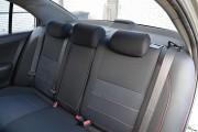 Фото 4 - Чехлы MW Brothers Hyundai Sonata (NF) (2004-2010), красная нить