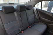 Фото 7 - Чехлы MW Brothers Hyundai Sonata (NF) (2004-2010), красная нить