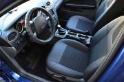 фото 2 - Чехлы MW Brothers Ford Focus II (2004-2011), синяя нить