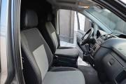 Фото 8 - Чехлы MW Brothers Mercedes-Benz Vito W639 (1+1) грузовой (2003-2014), серая нить