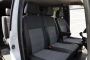 Фото 3 - Чехлы MW Brothers Mercedes-Benz Vito W639 (1+2) грузовой (2003-2014), серая нить