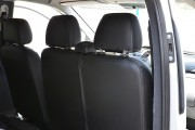 Фото 8 - Чехлы MW Brothers Mercedes-Benz Vito W639 (1+2) грузовой (2003-2014), серая нить