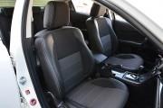Фото 2 - Чехлы MW Brothers Mazda 6 II (2008-2012), серая нить