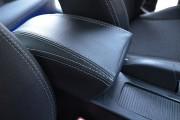 Фото 6 - Чехлы MW Brothers Hyundai Sonata (YF) (2010-2014), серая нить