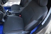 Фото 7 - Чехлы MW Brothers Hyundai Sonata (YF) (2010-2014), серая нить