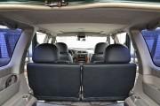 Фото 8 - Чехлы MW Brothers Nissan Patrol Y61 (1997-2005), серая нить