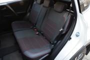 Фото 3 - Чехлы MW Brothers Toyota RAV4 IV (2013-2015), красная нить