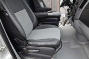 Фото 7 - Чехлы MW Brothers Mercedes-Benz Sprinter W906 (2006-н.д.), грузовой (1+1), серая нить