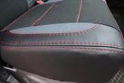 Фото 4 - Чехлы MW Brothers Mercedes-Benz Sprinter W906 (2006-н.д.), грузовой (1+2), красная нить