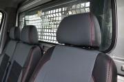 Фото 7 - Чехлы MW Brothers Mercedes-Benz Sprinter W906 (2006-н.д.), грузовой (1+2), красная нить