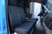 фото 5 - Чехлы MW Brothers Mercedes-Benz Sprinter W906 (2006-н.д.), грузовой (1+2), синяя нить
