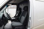 Фото 4 - Чехлы MW Brothers Volkswagen Crafter Casten (2006-2016), грузовой (1+1), серая нить