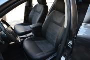 Фото 3 - Чехлы MW Brothers Toyota Corolla (E150) (2007-2013), алькантара графит + серая нить