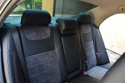 Фото 7 - Чехлы MW Brothers Toyota Corolla (E150) (2007-2013), алькантара графит + серая нить