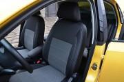 Фото 6 - Чехлы MW Brothers Volkswagen Polo V Hatchback (2009-н.д.), серая нить